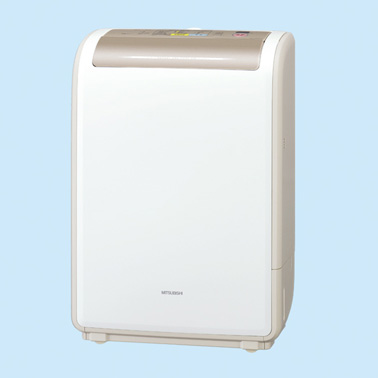 [MJ-H100CX] コンプレッサー+ヒーター式の衣類乾燥除湿機