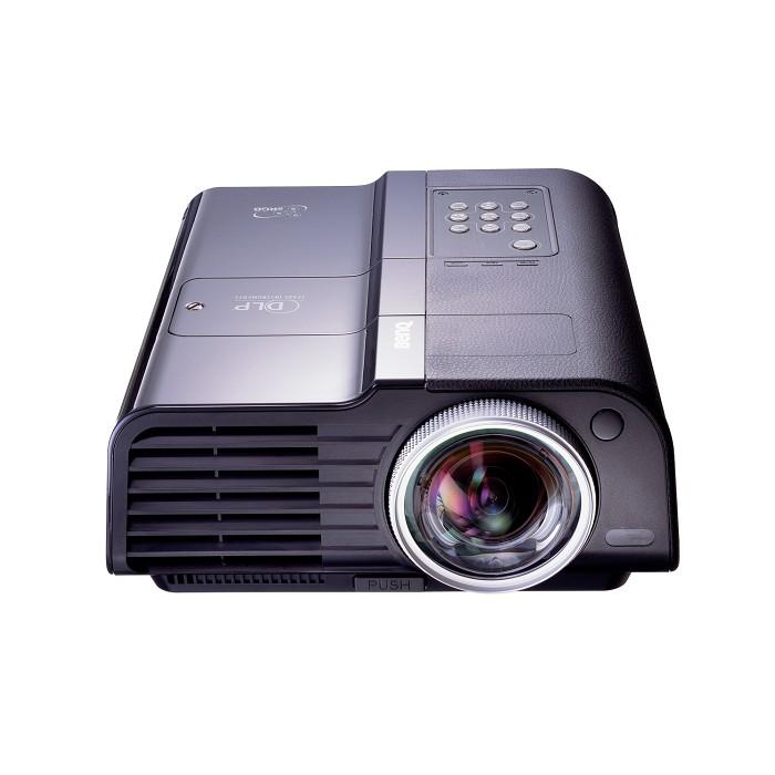 [MP771] 6色カラーホイールを採用した超短焦点DLPプロジェクタ (SXGA対応/輝度3000lm)