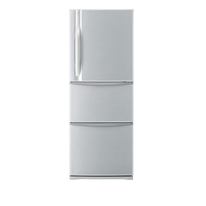 [GR-34ND] 容量91Lのビッグフリーザーを搭載した冷蔵庫(339L)