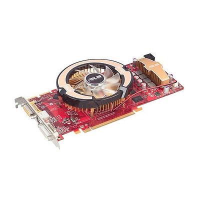 [EAH3870 TOP/G/HTDI/512M] OC仕様RADEON HD 3870搭載PCI Expressビデオカード (GDDR4-SDRAM 512MB)