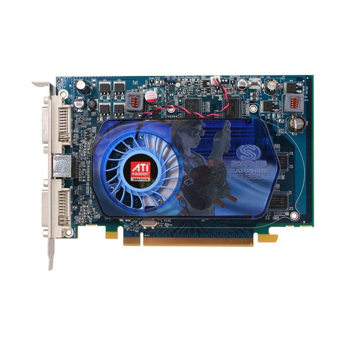 [11127-02-20R] RADEON HD 3650搭載PCI Expressビデオカード (DDR2-SDRAM 256MB/HM対応)