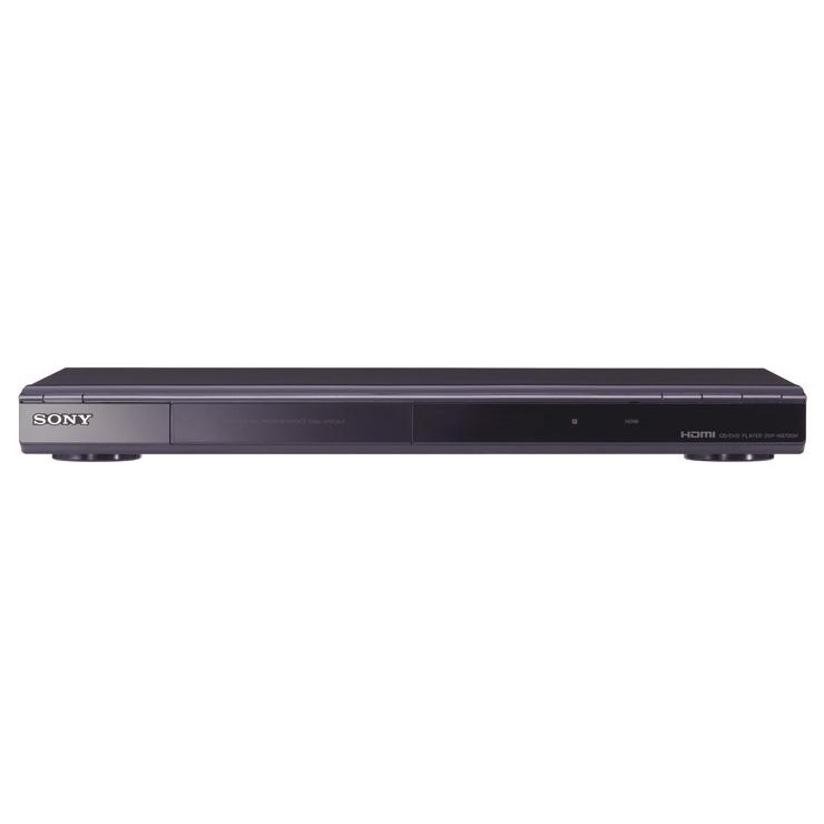 [DVP-NS700H] HDMI端子/1080pアップスケーリング機能を搭載したDVDプレーヤー