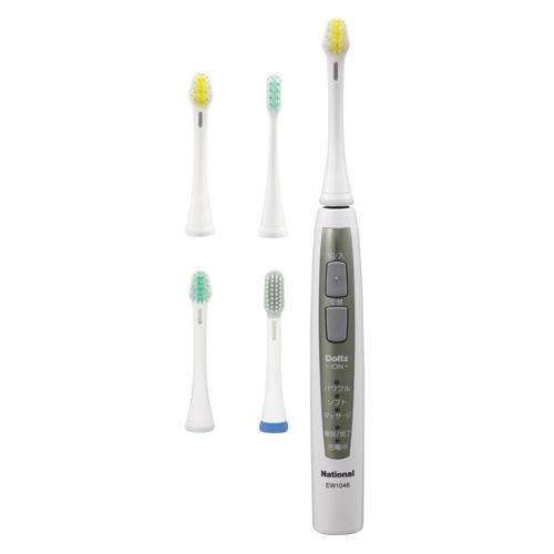 価格.com - 松下、音波振動式の電動歯ブラシ「EW1046」
