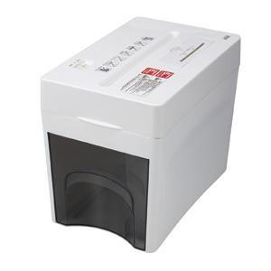 [PSD-28] 紙/CD/DVD/FD/クレジットカードが裁断できるクロスカット方式のシュレッダー