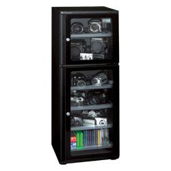 [ED-152CDA] 光触媒を搭載した防湿庫(152L)。価格は68,300円(税込)