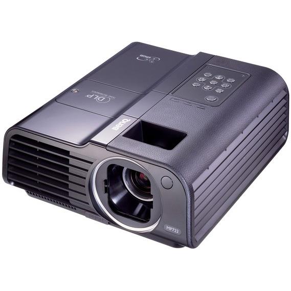 [MP722] 輝度3000lm/コントラスト比2000:1のDLPプロジェクタ (XGA対応)。価格はオープン