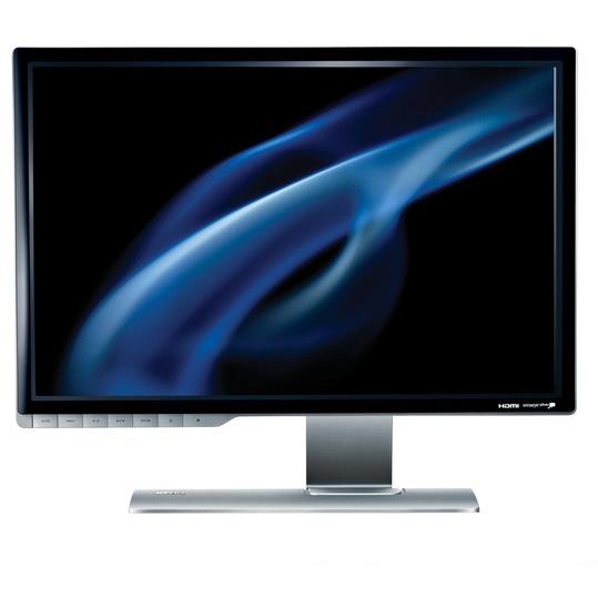 [V2400W] コントラスト比4000:1/応答速度2ms(GTG)の24型WUXGA液晶ディスプレイ。価格はオープン