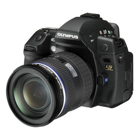 [OLYMPUS E-3最速キット] ZUIKO DIGITAL ED 12-60mm F2.8-4.0 SWDや300倍速CFカードなどを同梱したデジタル一眼キット。直販価格は299,760円(税込)