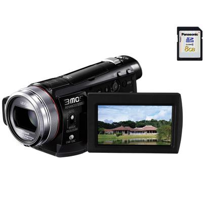 [HDC-SD100] 3MOSセンサーや新ライカディコマーレンズ/SDカードスロットを搭載したフルHD対応ビデオカメラ。価格はオープン
