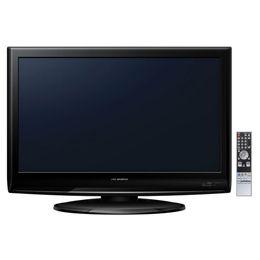 [LVW-322] 地上・BS・110度CSデジタルチューナーやHDMI端子を備えたハイビジョン液晶TV(32V型)。価格はオープン