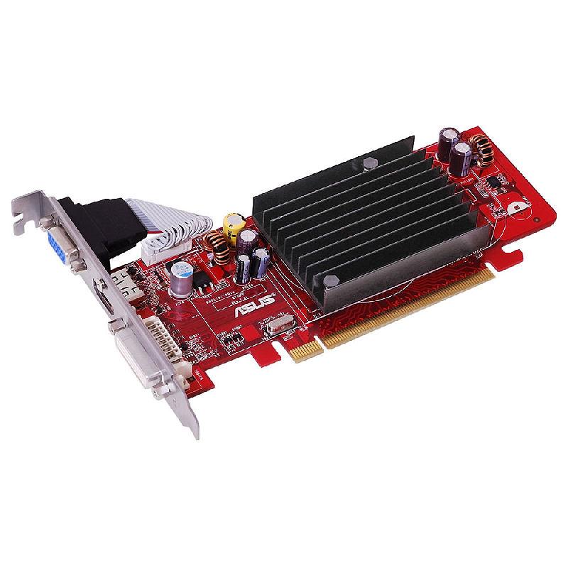 [EAH3450/DI/256M] RADEON HD 3450搭載Express2.0 x16対応ビデオカード(DDR2-SDRAM 256MB)