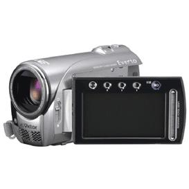 [GZ-MS100] YouTubeへの簡単アップロード機能を搭載したSD画質対応のSDメモリーカードビデオカメラ。価格はオープン