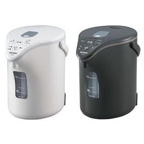 [CD-ZS15] 1200Wターボ沸とうを搭載した電動ポット(容量1.5L)。価格は15,750円(税込)