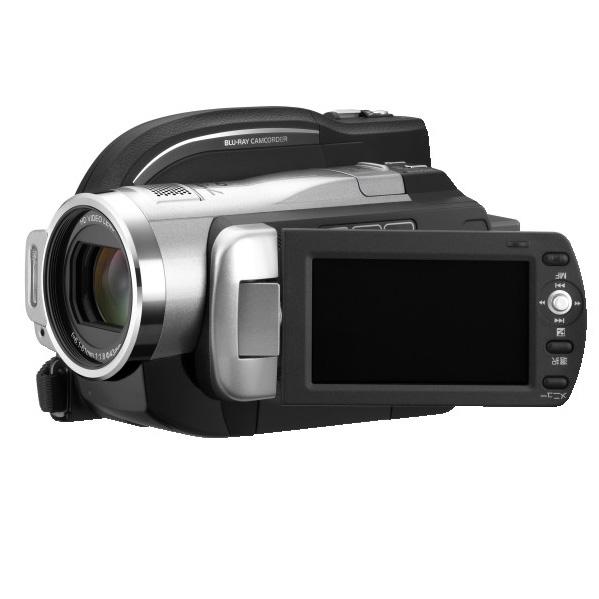 [DZ-BD10H] SDカード/BDドライブ/30GB HDD/700万画素CMOSを備えたフルHD対応ビデオカメラ。価格はオープン