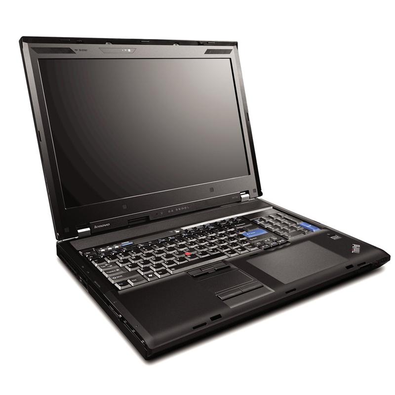 [ThinkPad W700 27585EJ] Core 2 Extreme QX9300/400GB SATA HDD/Blu-rayドライブ/パームレスト・デジタイザーを備えた17型液晶搭載ノートPC。価格は735,000円(税込)
