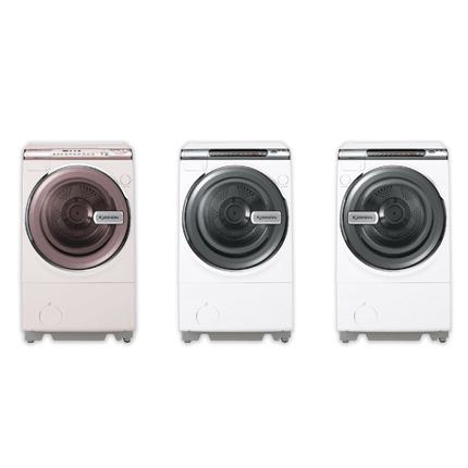 [ES-V300] Wイオン洗いや超音波デバイスを備えたドラム式洗濯乾燥機(洗濯9.0kg/乾燥6.0kg)。価格はオープン