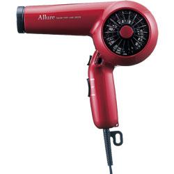 [DR-1590] 電気式マイナスイオン発生装置を内蔵したヘアドライヤー。価格はオープン