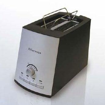 [ETS6000] モーターライズド機能や6段階の焼き色調節ダイヤルを搭載したトースター。価格は12,600円(税込)