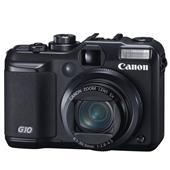 [PowerShot G10] 1470万画素CCD/光学5倍ズームレンズ/3.0型「クリアライブ液晶 II」を搭載したコンパクトデジタルカメラ。価格はオープン