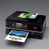 [EP-901F] Epson Color/オートファイン!EX/2段カセット給紙/ADFスキャナ/FAX機能を備えた7.8型タッチパネル搭載A4インクジェット複合機(染料6色インク/有線/無線LAN搭載)。市場想定価格は4万円台半ば