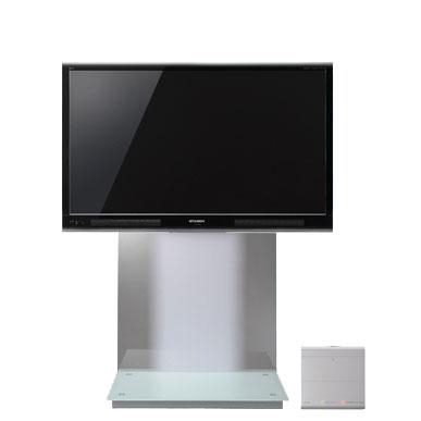 [LCD-46LF2000] 液晶モニター部とチューナー部分離型ボディ/無線伝送に対応するフルハイハイビジョン液晶TV(46V)。価格はオープン