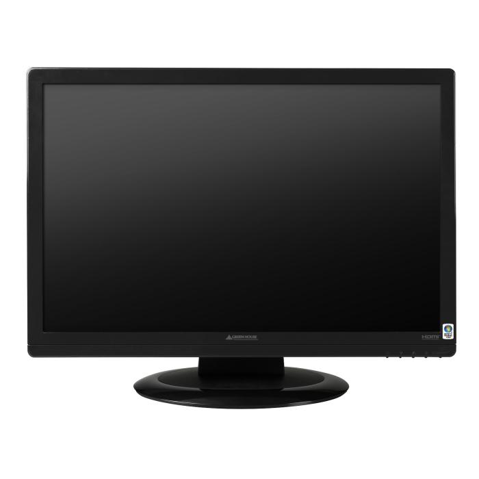 [GH-JEF263SHB] HDMI端子を備えた26型WUXGA液晶ディスプレイ (ブラック) 。価格はオープン