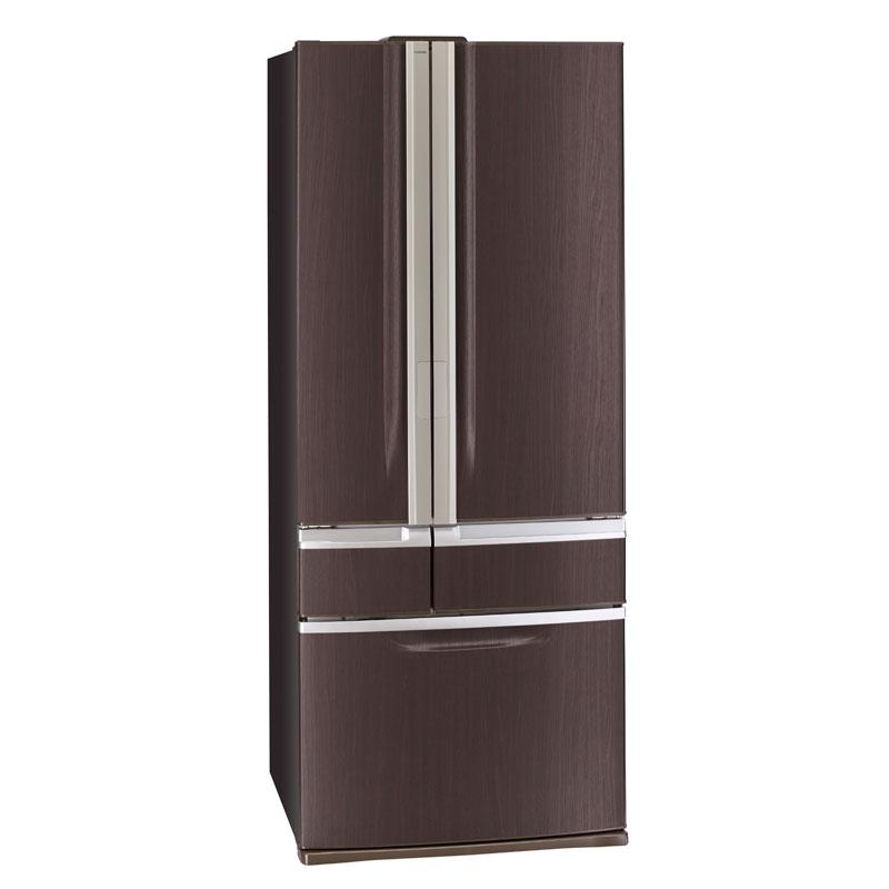 [GR-A56] i-ツイン冷却やプラチナプラスユニットを備えた冷蔵庫(5ドア両開き/556L)。市場想定価格は280,000円前後