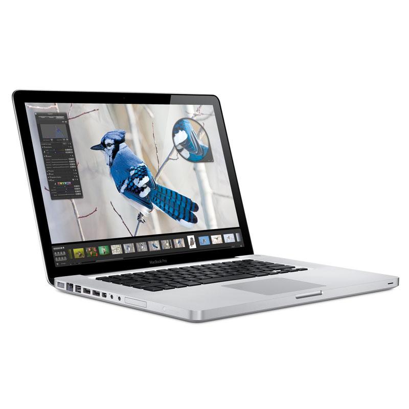[MacBook Pro] 新型アルミボディを備えた15型液晶搭載MacノートPC