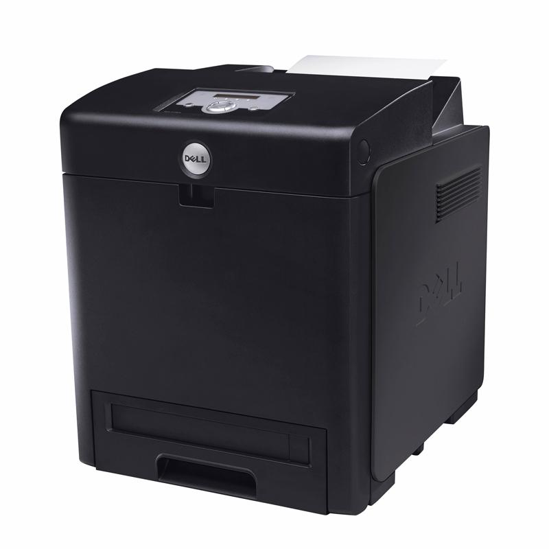 [Dell 3130cn] A4カラー毎分/25枚、A4モノクロ毎分30枚の高速印刷に対応したカラーレーザープリンタ。価格は90,510円(税込)