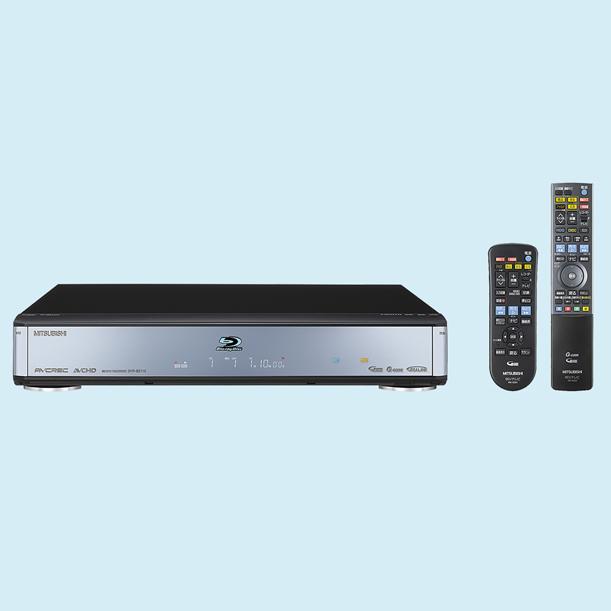 [REAL ブルーレイ DVR-BZ110] 5倍長時間録画モードやREALINKを備えたBDレコーダー(250GB)。価格はオープン