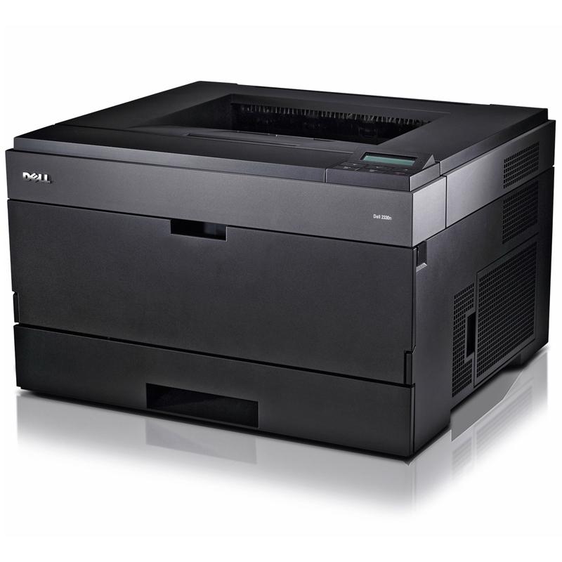 [2330dn] A4モノクロ毎分33枚の高速印刷に対応したモノクロレーザープリンター。価格は42,105円(税込)