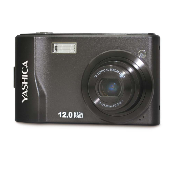 [EZ F1231] 25種類の撮影モードや手ブレ補正機能を備えたデジタルカメラ(1219万画素)。市場想定価格は24,800円前後