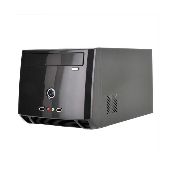 [CF-A8989] ATX12V Ver.1.3準拠の150W電源を内蔵したMini-ITX対応PCケース。直販価格は8,980円