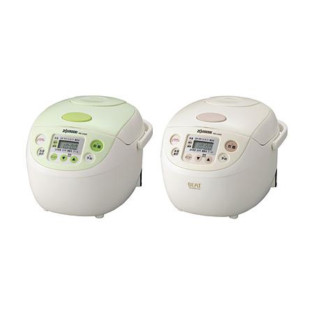 [NS-UA05] 全面加熱と豪熱沸とうを備えたマイコン炊飯ジャー(0.54L)。価格は14,700円(税込)