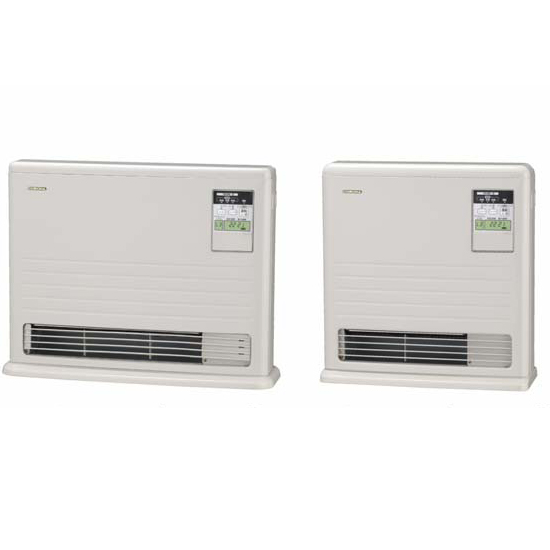 [ERH-HP44A(左)/ERH-HP30A(右)] ヒートポンプ式温水温風暖房システムの室内ユニット