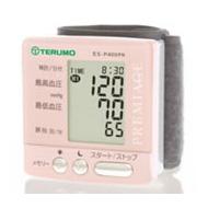 [プレミアージュ ES-P400] M型腕帯を採用した手首式血圧計