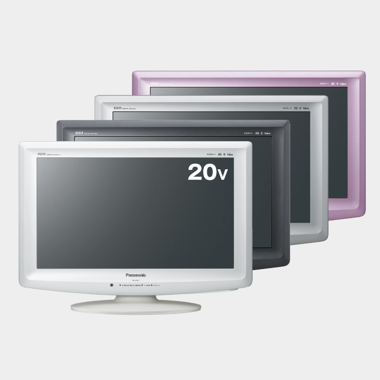 [TH-L20C1] IPS液晶パネルやコントラストAIを採用するハイビジョン液晶TV(20V)。価格はオープン