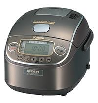 [NP-RB05] 内釜の圧力を3段階選択できるIH炊飯ジャー(0.54L)。価格は52,500円(税込)