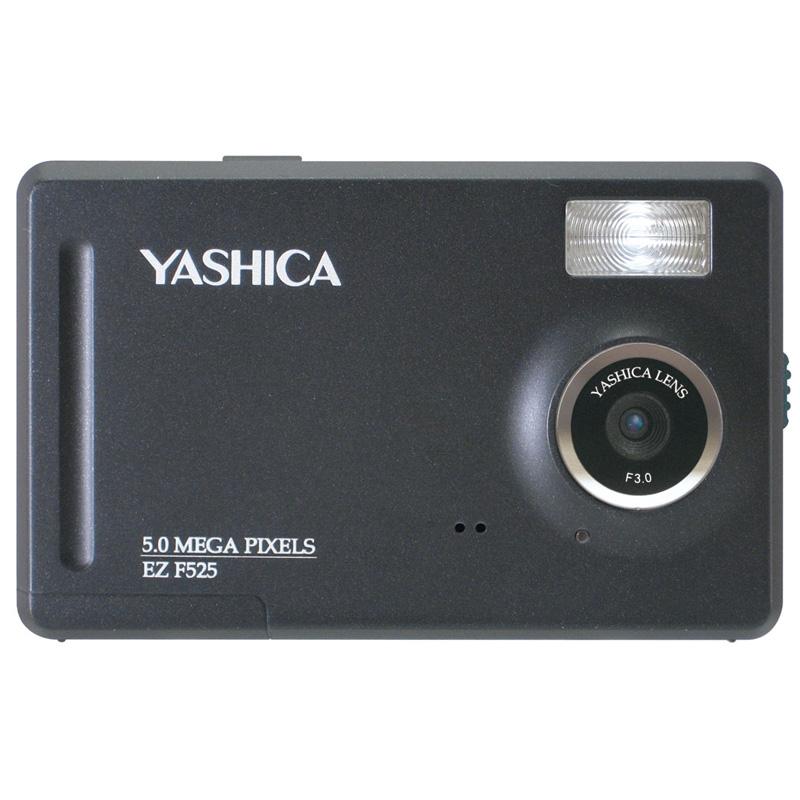 [EZ F525] 6つのシーンプログラムモードや2.5型液晶モニターを搭載した薄型軽量デジタルカメラ。市場想定価格は7,980円(税込)