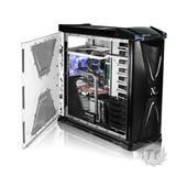 [Xpressar with Black Xaser VI] マイクロコンプレッサー冷却システム「Xpressar」を搭載したPCケース。市場想定価格は99,800円