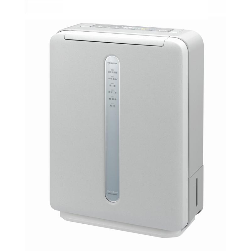 [CoCoCool RAD-C100DEX] 冷風運転/温風運転/除湿運転の3つのモードを搭載した冷・温風除湿乾燥機(除湿能力10.0L)。市場想定価格は40,000円前後