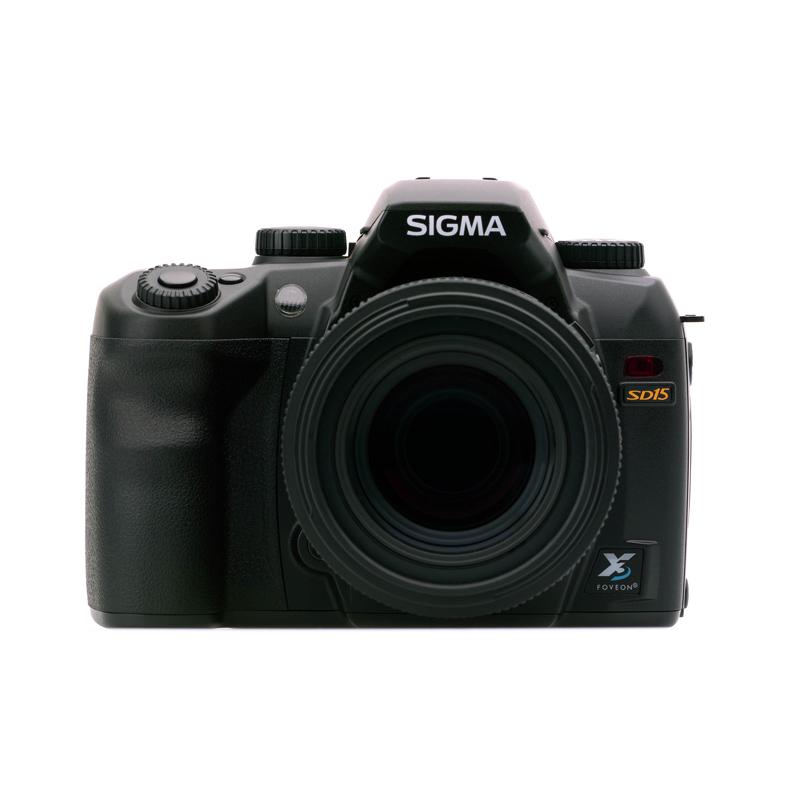 [SD5] 「FOVEON X3 ダイレクトイメージセンサー」や画像処理エンジン「TRUE II」を搭載したデジタル一眼レフカメラ
