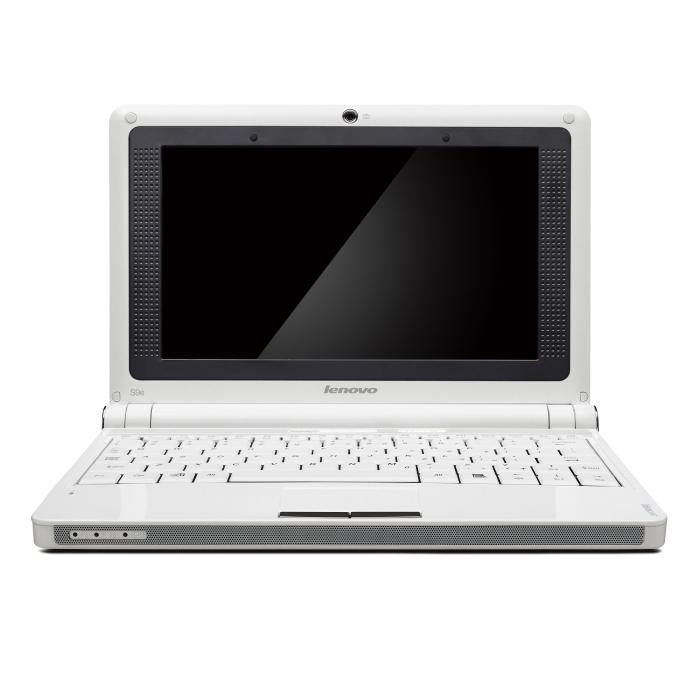 [IdeaPad S9e 40682EJ] Atom N270/1GBメモリー/160GB HDDを搭載した8.9型ワイド液晶搭載ミニノートPC。価格はオープン