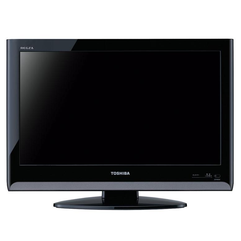 [22A8000] おまかせドンピシャ高画質機能を搭載したデジタルハイビジョン液晶TV(22V型)。価格はオープン