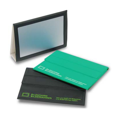 [NS-01] 小型プロジェクターで利用できるA5サイズのノートスクリーン。市場想定価格は7,000円前後