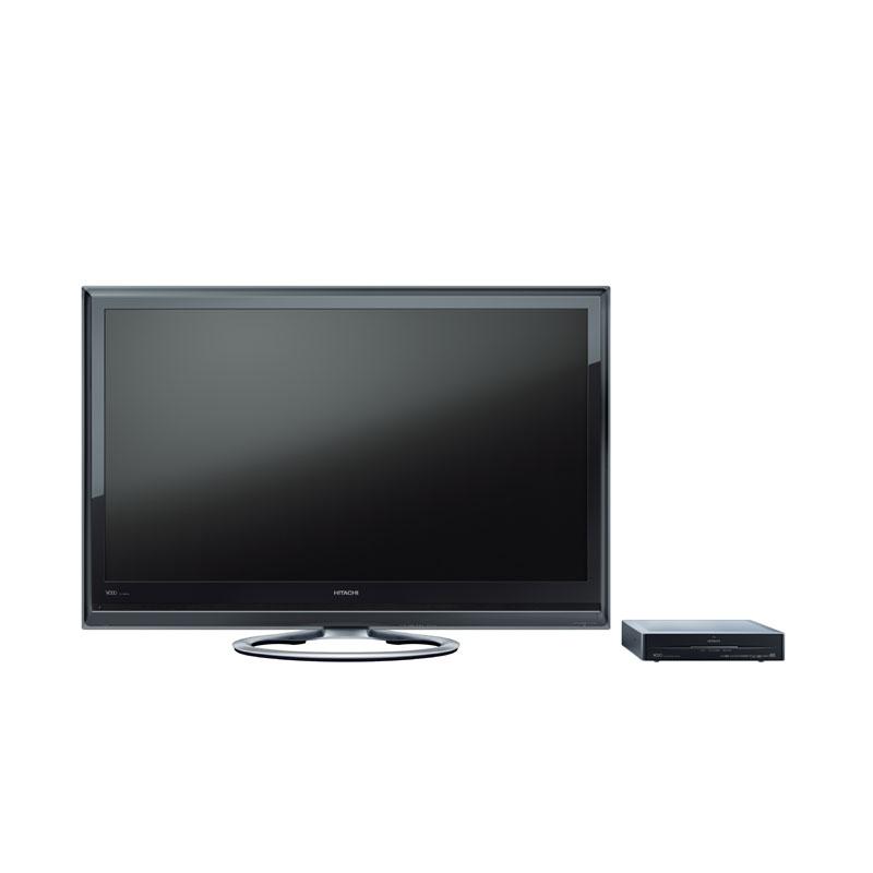 [Wooo UT47-XP800] 250GB HDD/アクトビラ ビデオ・フル/インテリジェント・オート高画質などを備えたデジタルハイビジョン液晶TV(47V型)。価格はオープン
