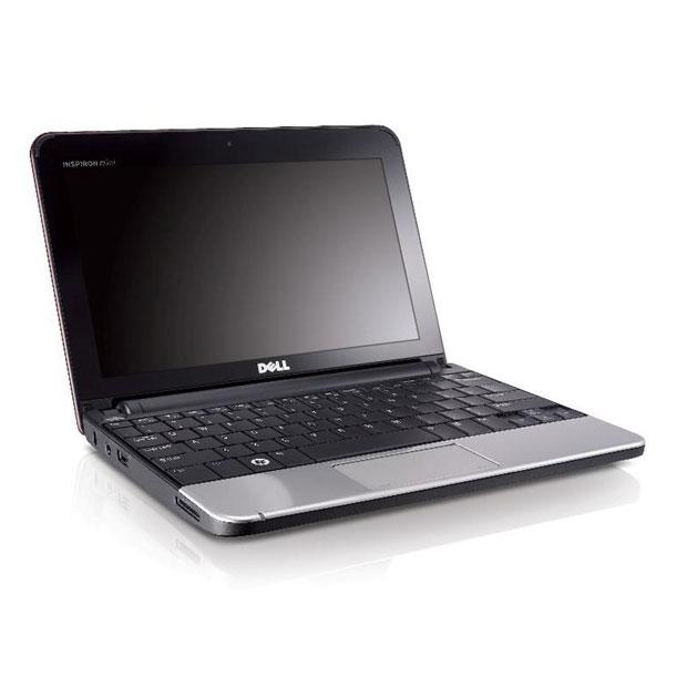 [Inspiron Mini 10 C310X-G] Atom Z520/1GBメモリー/160GB HDD/IEEE 802.11 b/g対応無線LANなどを搭載するBTO対応10.1型液晶搭載ノートPC。市場価格は49,800円