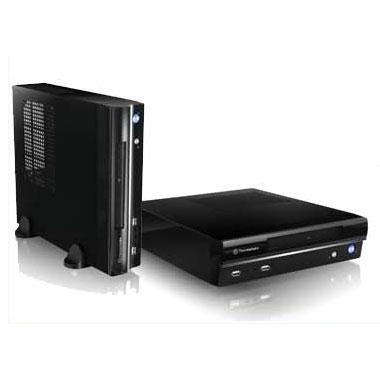 [SD100 mini VK81221N2J] 120W電源を搭載したMini-ITX対応PCケース。市場想定価格は9,980円