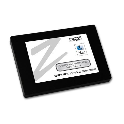 [Vertex Series Mac Edition] アップルのノートPC「MacBook」との互換性を確保した2.5インチSATA SSD(250GB)