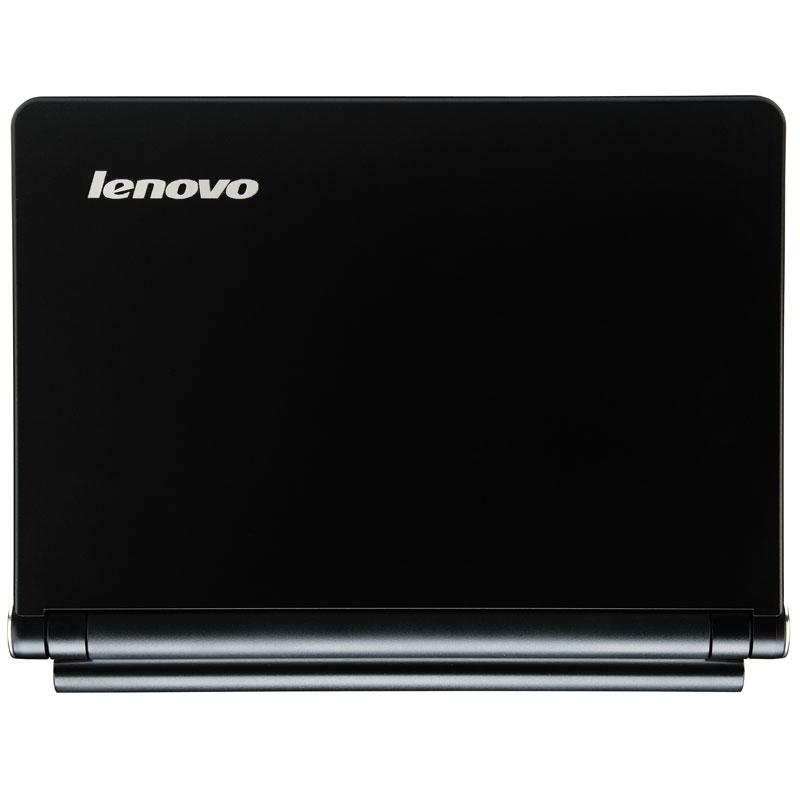 [IdeaPad S10e 406855J] Atom N270/1GBメモリー/160GB HDDを搭載した10.1型ワイド液晶搭載ミニノートPC。直販価格は49,800円(税込)